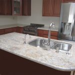 Ivory Gold countertops