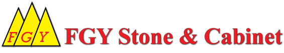 FGY Stone and Cabinet Logo