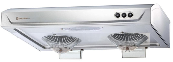Best Pacific Range Hood Fans For Fgy